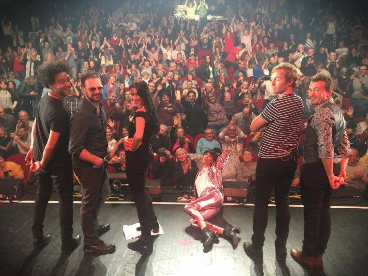 Nolwenn Leroy - Concert Gemme Tour - Théâtre Mac Nab à Vierzon 16/11/2018
