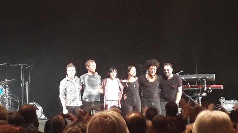 Nolwenn Leroy - Concert Gemme Tour - Le Silo à Marseille 17/11/2018