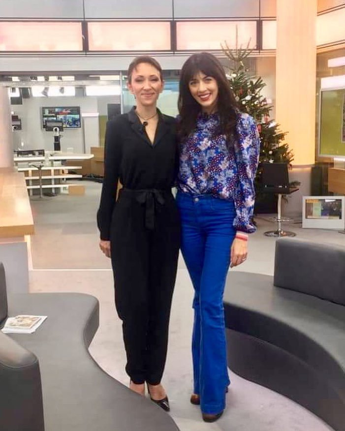 Nolwenn Leroy - France Info TNT canal 27 L'interview culture - 25/12/2018