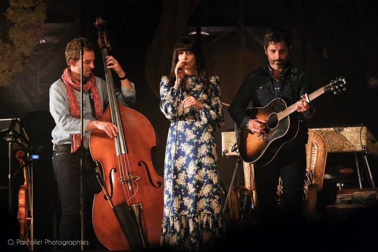 Nolwenn Leroy - Concert Folk Tour - Festival Festicolor à Meung-sur-Loire 25/05/2019