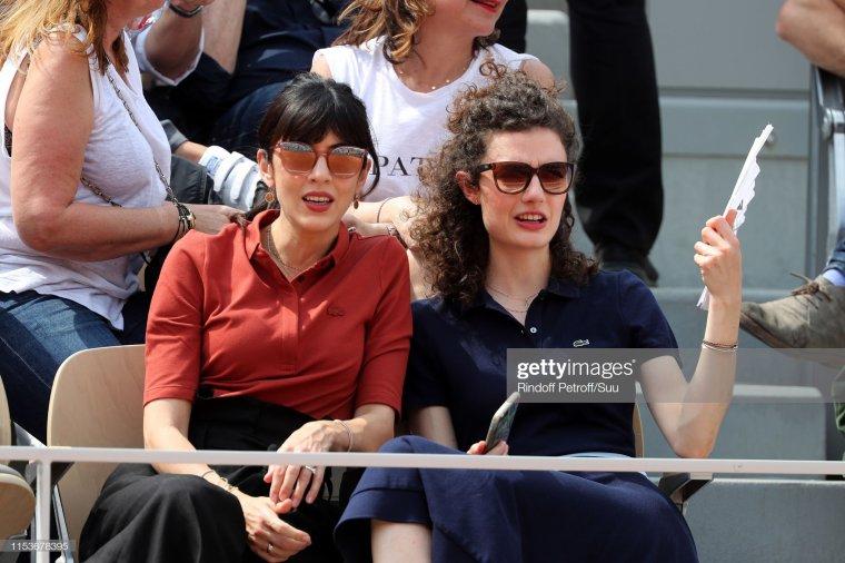 Nolwenn Leroy - TENNIS   Village de Roland-Garros - 04/06/2019