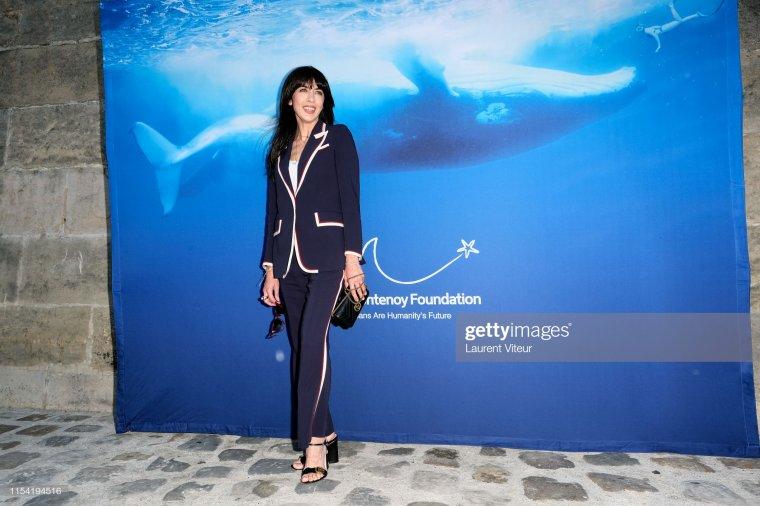 Nolwenn Leroy - Gala de charité de la Fondation Maud Fontenoy - 06/06/2019