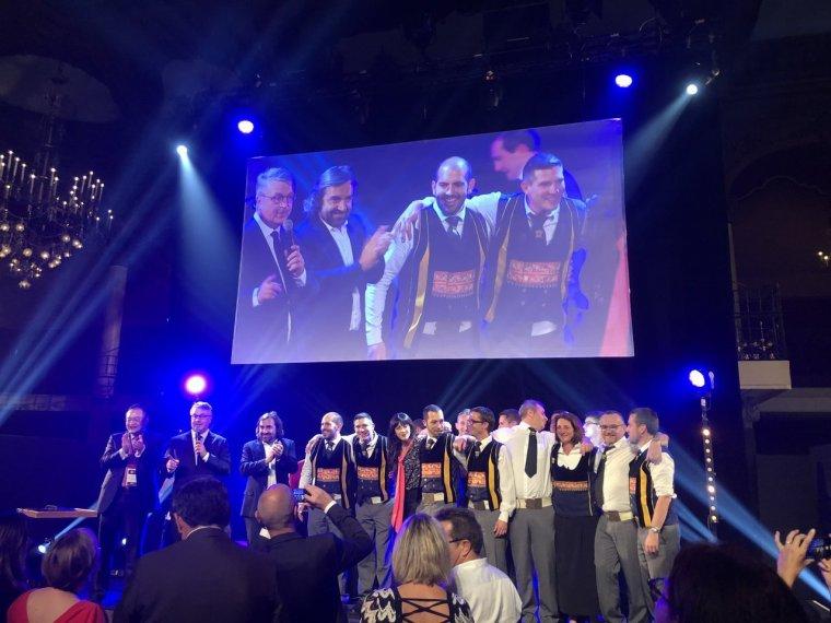 """Nolwenn Leroy - CONCERT   """"Gala BBS Alumni 2019″ - Salle Wagram 22/06/2019"""
