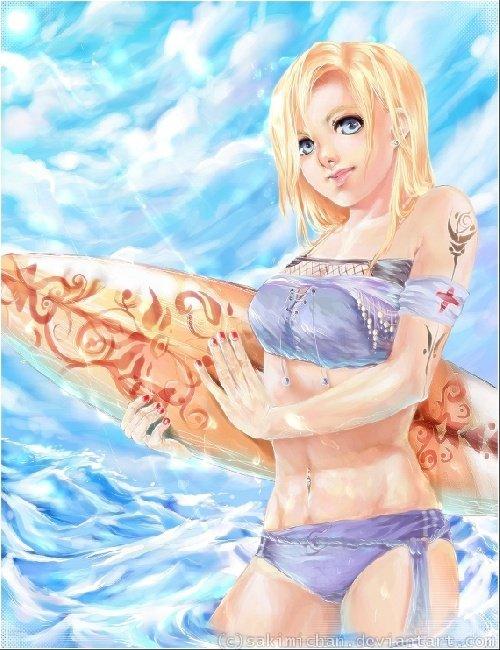 qui veut surfé avec moi ?