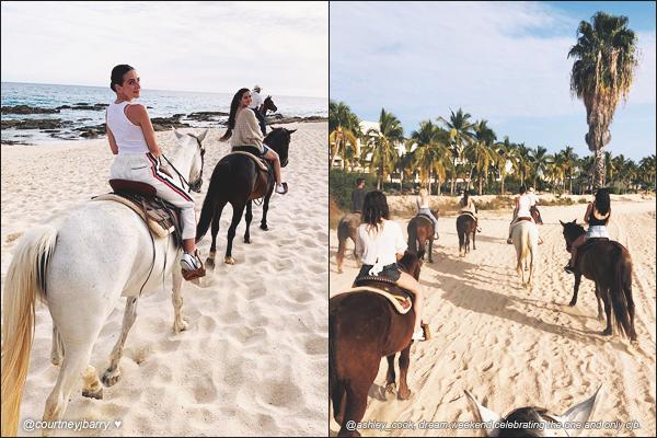 Découvrez les récentes photos Instagram posté par @selenagomezou ses amis !Selena s'offre un moment détente ( et ça ce voit! ) entre copines pour célébrer le futur mariage de son amie Courtney Barry.