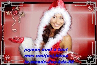 """Joyeux Noel A Tous """"Cadeau Pour Vous"""" Bonne Année 2011"""