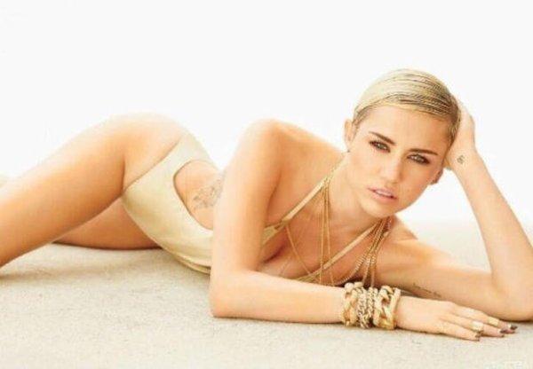 Miley Cyrus : La chanteuse est élue la femme la plus sexy de l'année