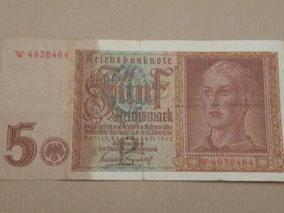 Billet de banque.