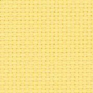 vend coupon de toile jaune aida en 5,5pts . mesures:50x50cm ; prix : 6,50¤ tout compris .
