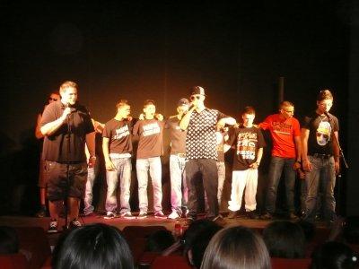 Concert RAp41 LE samedi 26 Fevrier 2011 à 20h30