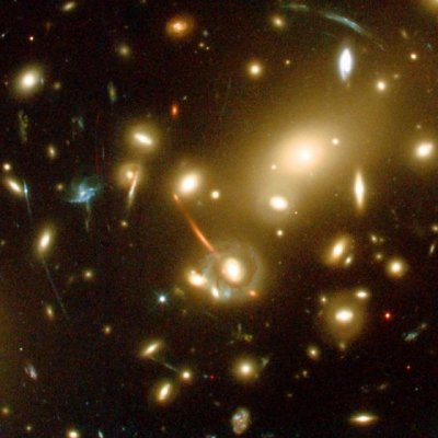 Autres galaxies