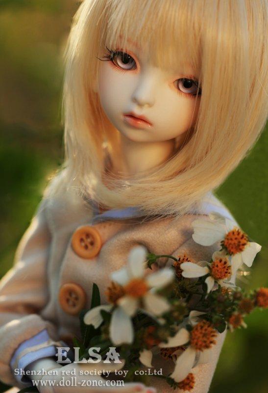 Dollzone Elsa