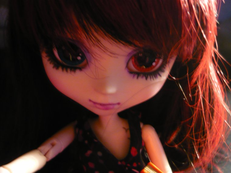 Yuki selfie!
