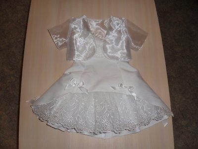 Robe de bapteme de Camille