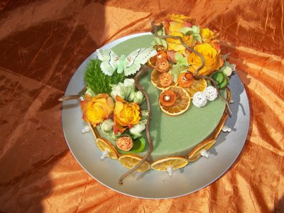 Gâteau 20 Aôut 2011