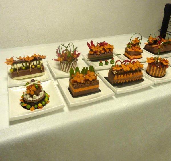 Pour le plaisir des yeux voila les desserts n 3
