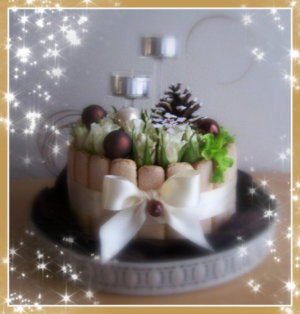 Une gâteau juste pour me faire plaisir