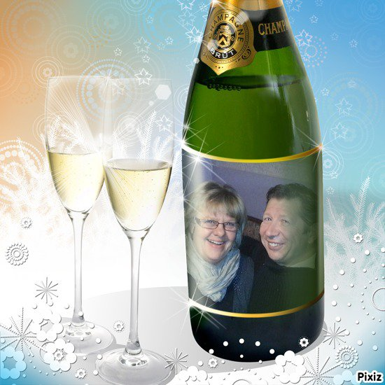Bonne et heureuse année à toutes