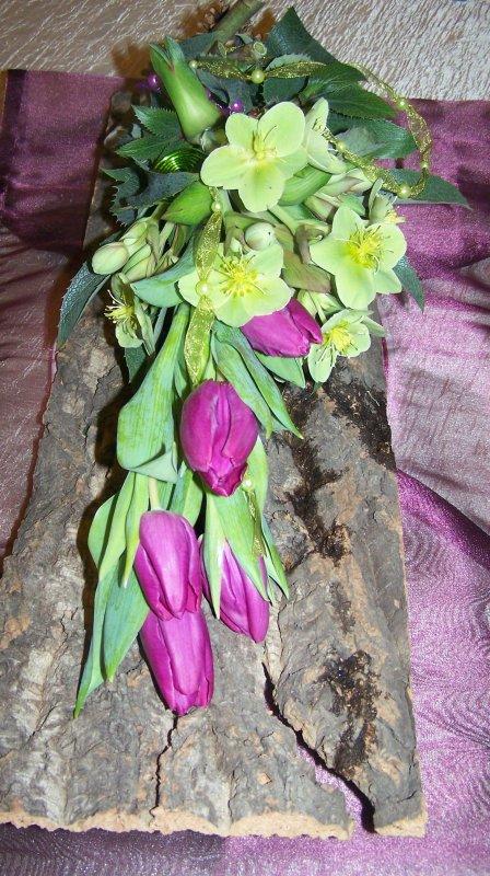 Et  je n'aime pas les tulipes