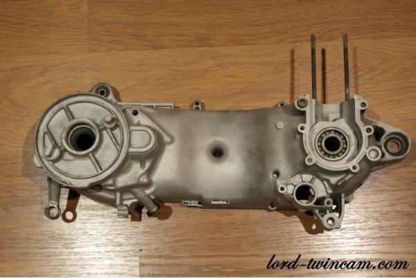 Vend moteur complet Booster