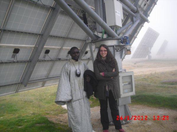 Campos solares       SOLARIA / GIE EREFI Alianza 2012