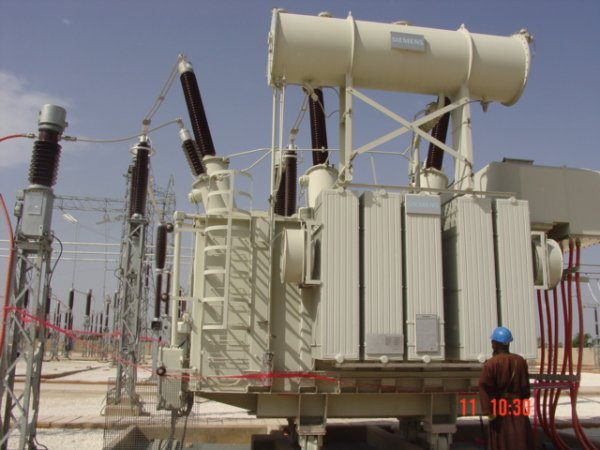 la energía solar proyecto de la planta en Senegal ( TOUBA)   SOLARIA / GIE EREFI