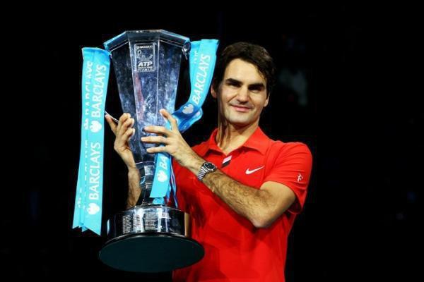 King Federer !