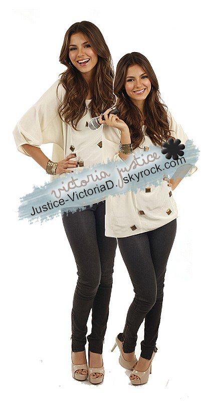- Justice-VictoriaD ● SKYROCK     //     Ta source sur Victoria Justice !-