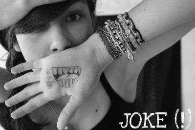 LIFE IS A JOKE ! (L')