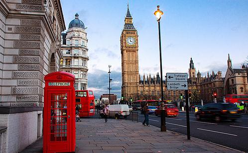 CHAPITRE 1: LONDRES ET NOS RETROUVAILLES !