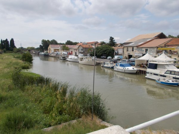 Randonnée le long du petit Rhône