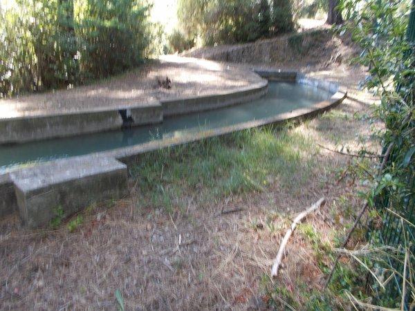 balade le long  du canal
