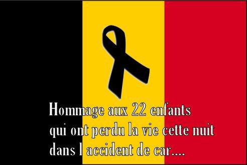Hommage aux victime de ce 13 Mars 2012