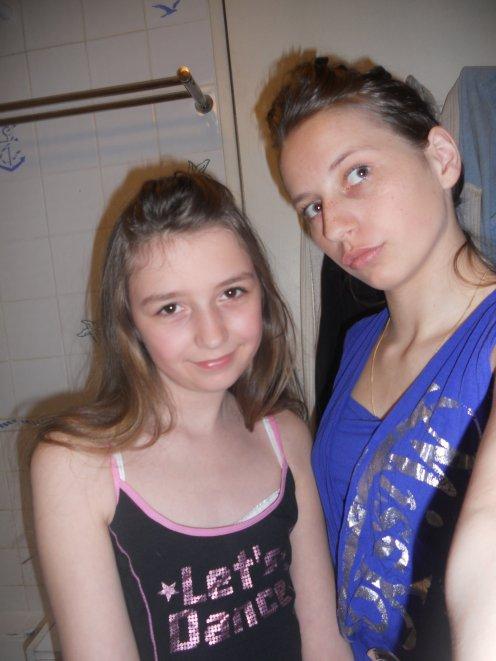 Moi et Xéna