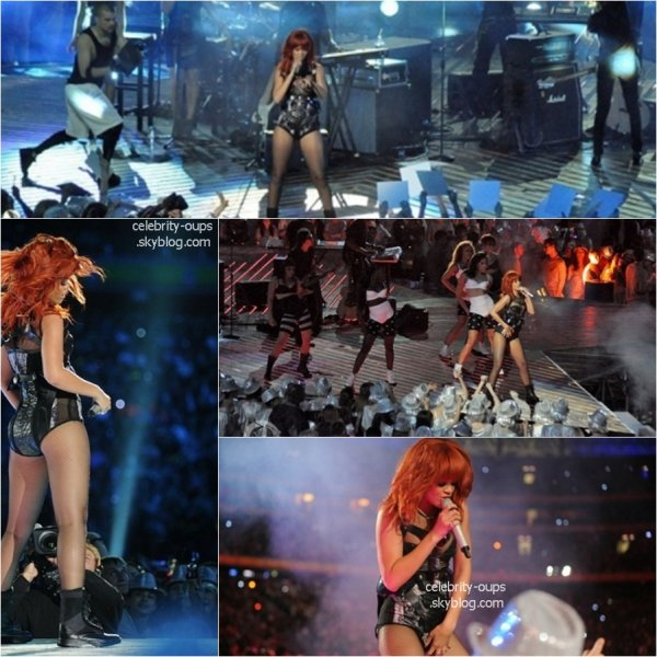 Rihanna en concert ♥