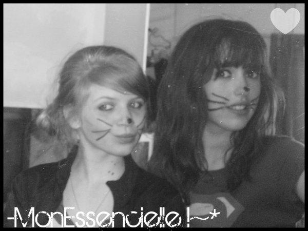 Elisa&Laure; Jusqu'au bout..♥.