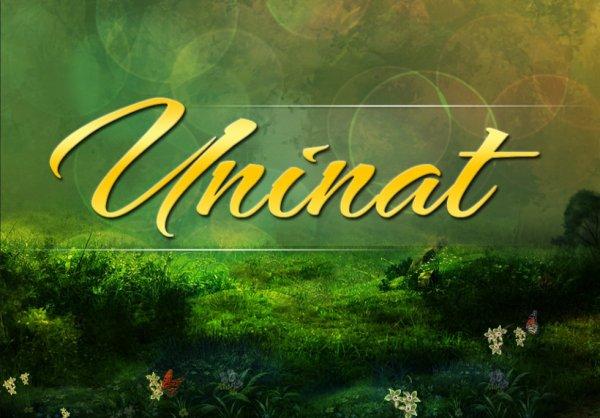 """UNINAT """"Unis pour le Naturel"""""""