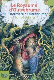 Nouvel article : Le royaume d'Outrebrume T3 - L'héritière d'Outrebrume