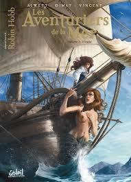 Nouveaux articles, 2 BD : Griffe Blanche T1 et Les Aventuriers de la Mer T1
