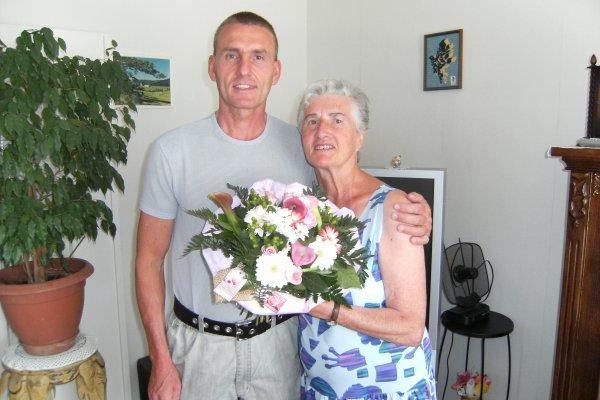 Ma famille et hommage à ma grand-mère
