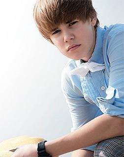 my star Justin Bieber is in da place