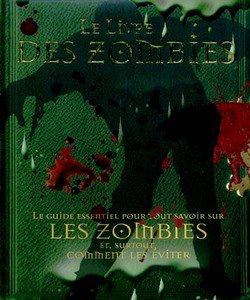 Le livre des zombies.