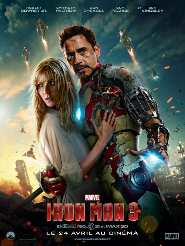 Iron Man 3 Mon Avis Sur Ce Film !