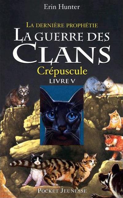 La guerre des Clans, livre V, cycle II