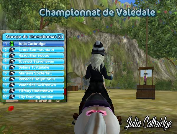 Championnat Valedale 13H