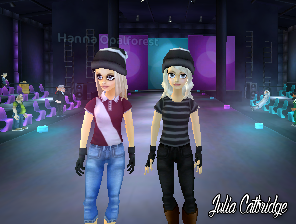 Fashion Week avec Hanna! ♥