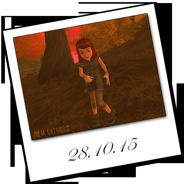 Les news ! [28.10.15]