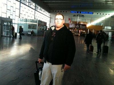 voyage fin d'année en ESPAGNE 2010,notre voiture la bas et notre hotel! Apres une arrivée un peu cafouilleuse a l'aéroport de Barcelone, tout est rentré dans l'ordre rapidement!