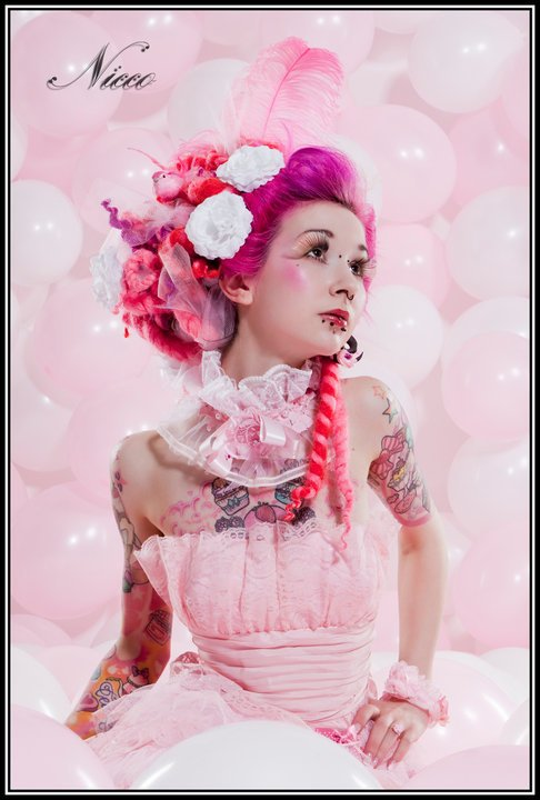 model 1: princesse pudding