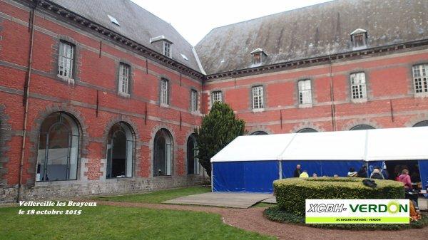 Rando des 3 Abbayes,  Vellereille les Brayeux, le 18 octobre 2015